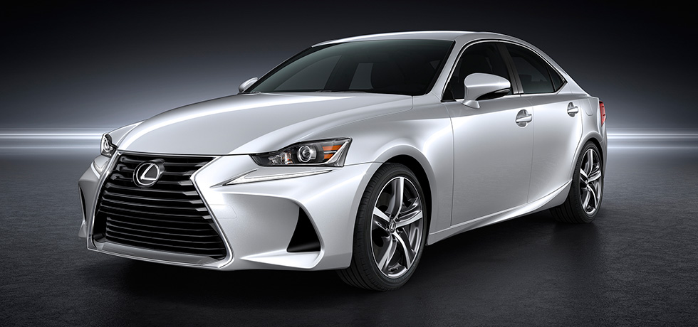 LEXUS NEW IS