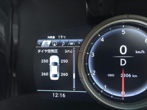 タイヤ空気圧モニタ
